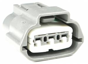 Connectors - 3 Cavities - Connector Experts - Normal Order - CE3020