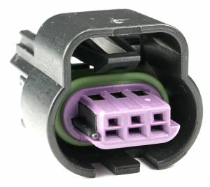 Connectors - 3 Cavities - Connector Experts - Normal Order - CE3018