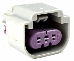 Connectors - 3 Cavities - Connector Experts - Normal Order - CE3035