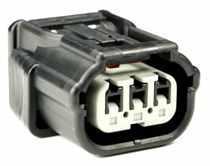 Misc Connectors - All - Connector Experts - Normal Order - AC Compressor (Harness Side)