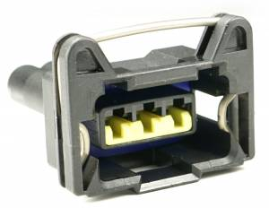 Connectors - 3 Cavities - Connector Experts - Normal Order - CE3047