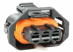 Connectors - 3 Cavities - Connector Experts - Normal Order - CE3068A