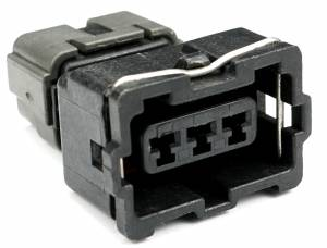 Connectors - 3 Cavities - Connector Experts - Normal Order - CE3039
