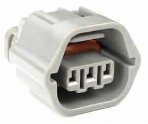 Connectors - 3 Cavities - Connector Experts - Normal Order - CE3058