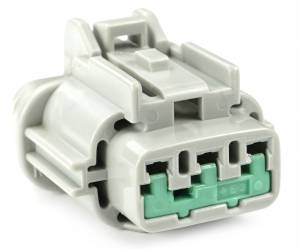 Connectors - 3 Cavities - Connector Experts - Normal Order - CE3063F