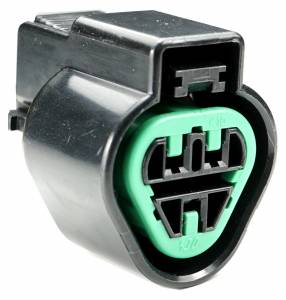Connectors - 3 Cavities - Connector Experts - Normal Order - CE3043F