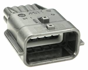 Connectors - 10 Cavities - Connector Experts - Special Order 100 - CET1049M