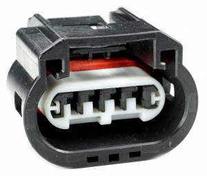 Connectors - 4 Cavities - Connector Experts - Normal Order - CE4033