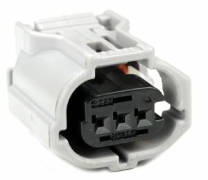 Connectors - 3 Cavities - Connector Experts - Normal Order - CE3014F