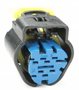 Connectors - 5 Cavities - Connector Experts - Normal Order - CE5031B