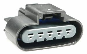 Connectors - 5 Cavities - Connector Experts - Normal Order - CE5019F