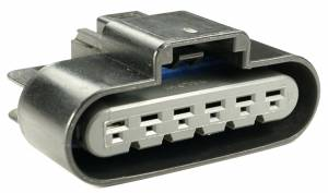 Connectors - 6 Cavities - Connector Experts - Normal Order - CE6010