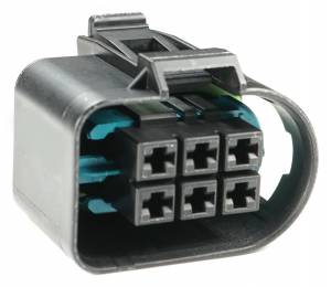 Connectors - 6 Cavities - Connector Experts - Normal Order - CE6053