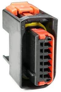 Connectors - 6 Cavities - Connector Experts - Normal Order - CE6027
