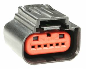 Connectors - 6 Cavities - Connector Experts - Normal Order - CE6016R
