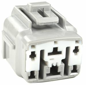Connectors - 6 Cavities - Connector Experts - Normal Order - CE6004F