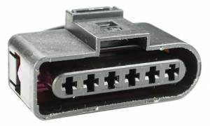 Connectors - 6 Cavities - Connector Experts - Normal Order - CE6005