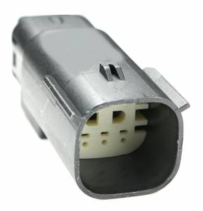 Misc Connectors - 6 Cavities - Connector Experts - Normal Order - Inline - To Rear Bumper Harness