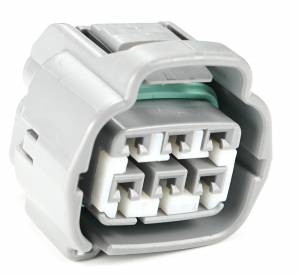 Connectors - 6 Cavities - Connector Experts - Normal Order - CE6045F