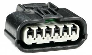 Connectors - 6 Cavities - Connector Experts - Normal Order - CE6057F