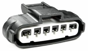 Connectors - 6 Cavities - Connector Experts - Normal Order - CE6055
