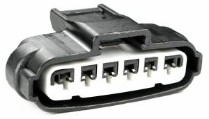 Misc Connectors - 6 Cavities - Connector Experts - Normal Order - Differential Vacuum Actuator