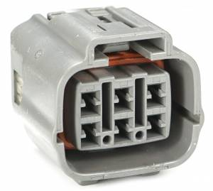 Misc Connectors - 6 Cavities - Connector Experts - Normal Order - EGR Purge Valve Assembly