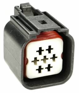 Connectors - 7 Cavities - Connector Experts - Normal Order - CE7003