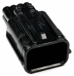 Misc Connectors - 8 Cavities - Connector Experts - Normal Order - Inline - To Rear Parking Harness
