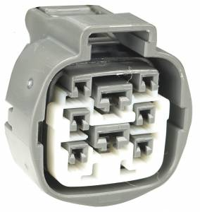 Connectors - 8 Cavities - Connector Experts - Normal Order - CE8013