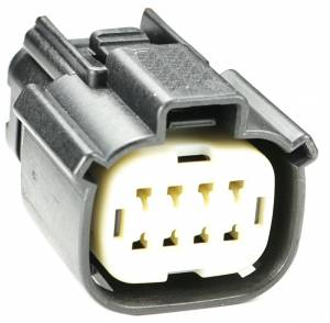 Connectors - 8 Cavities - Connector Experts - Normal Order - CE8030CSF