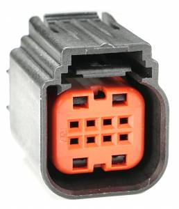 Connectors - 8 Cavities - Connector Experts - Normal Order - CE8024