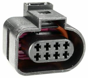 Connectors - 8 Cavities - Connector Experts - Normal Order - CE8018F