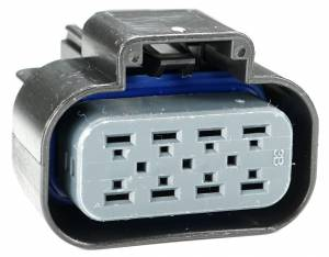 Connectors - 8 Cavities - Connector Experts - Normal Order - CE8023F