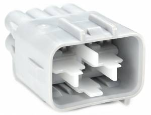 Connectors - 8 Cavities - Connector Experts - Normal Order - CE8017M