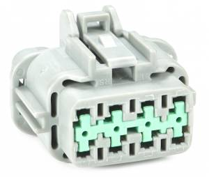 Connectors - 8 Cavities - Connector Experts - Normal Order - CE8027F