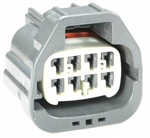 Connectors - 8 Cavities - Connector Experts - Normal Order - CE8009F