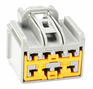 Connectors - 8 Cavities - Connector Experts - Normal Order - CE8011