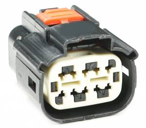Connectors - 10 Cavities - Connector Experts - Normal Order - CET1022F