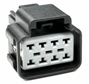 Connectors - 8 Cavities - Connector Experts - Normal Order - CE8004F