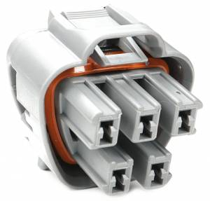 Connectors - 5 Cavities - Connector Experts - Normal Order - CE5005