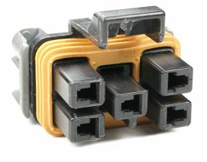 Connectors - 5 Cavities - Connector Experts - Normal Order - CE5010