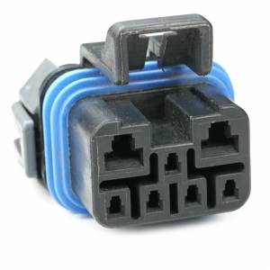 Connectors - 7 Cavities - Connector Experts - Normal Order - CE7004F
