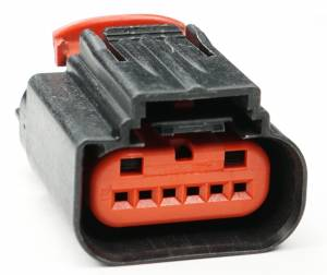 Connectors - 6 Cavities - Connector Experts - Normal Order - CE6016L