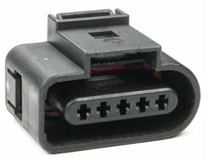 Connectors - 5 Cavities - Connector Experts - Normal Order - CE5020F