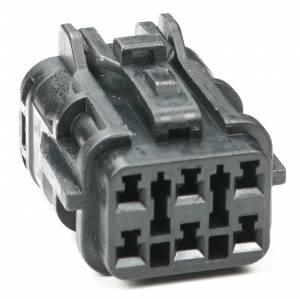 Connectors - 6 Cavities - Connector Experts - Normal Order - CE6019F