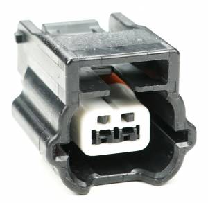 Misc Connectors - 2 Cavities - Connector Experts - Normal Order - AC Compressor - Harness Side