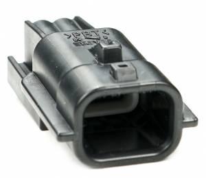 Connector Experts - Normal Order - AC Compressor - Compressor Side - Image 2