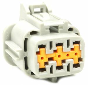 Connectors - 6 Cavities - Connector Experts - Normal Order - CE6041F
