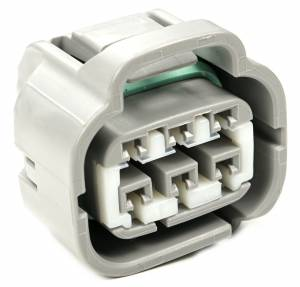 Connectors - 6 Cavities - Connector Experts - Normal Order - CE6032F